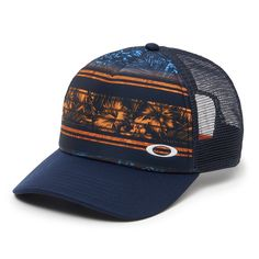 Buy Oakley Mesh Sublimated Trucker Hat for mens in NEON ORANGE. Discover  Oakley Apparel for ca5896716577