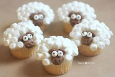lost sheep snack {Parables of Jesus Series}