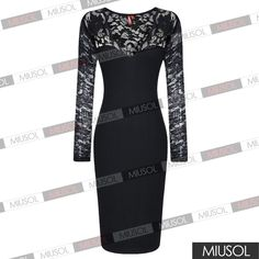 New Sexy Women's Celeb Vintage Lace V Neck Bodycon Cocktail Evening Party Dress   eBay