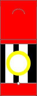 Vermelho, Preto e Amarelo - Kit Completo com molduras para convites, rótulos para guloseimas, lembrancinhas e imagens!