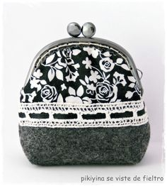 m Love Frames, Frame Purse, Fabric Handbags, Beauty Case, Pouch, Wallet, Purses And Bags, Coin Purses, Goodie Bags