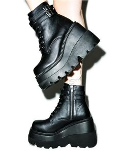 👢 Women's Punk Boots, Knee High Boots & Ankle Boots | Dolls Kill