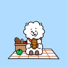 A mouthful of peace #평화롭게 #오물오물 #mumbling #RJ #BT21 #UNIVERSTAR Kpop, Line Timeline, Nerd Crafts, Line Friends, Charlie Brown, Peace And Love, Drawings, Cute, Fictional Characters