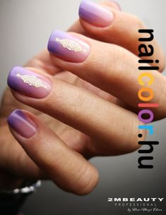 Purple Nails, Nail Colors, Beauty, Purple Nail, Beauty Illustration, Violet Nails, Nail Colour, Lilac Nails