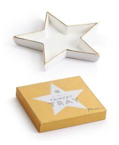 Shop Prima Donna - Shooting Star Trinket Tray White/Gold