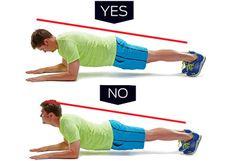 Non avete tempo per andare in palestra? Ecco un esercizio che con soli 5 minuti al giorno vi regalerà un corpo perfetto: il plank!