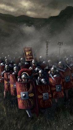 Roman Legion Marching Through the Fog Rome History, Ancient History, Ancient Rome, Ancient Greece, Military Art, Military History, Imperial Legion, Roman Centurion, Rome Antique