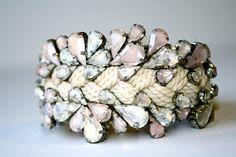 Crystal Segler Seil Fessel natürlich mit Blush von DolorisPetunia