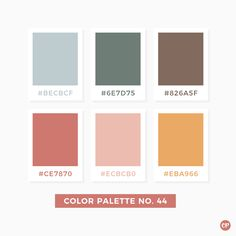 Palette No. 44 Color Palette No. Palette No. 44 Warm and cozy. Color Palette No. 05 Color Palette No. 57 Color Palette No. 56 Color Palette No. 75 Color Palette No. 09 Color Palette No. 81 Color Palette No. Colour Pallette, Color Palate, Colour Schemes, Color Patterns, Autumn Color Palette, Palette Art, Pantone Colour Palettes, Pantone Color, Rustic Color Palettes
