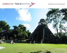 #Guatemala es mi país, y el #MundoMaya me fascina por su historia y misticismo, quisiera que #TACARegional me llevara a Tikal para presenciar y ser parte de ese momento mágico y único que es el cambio de estación.