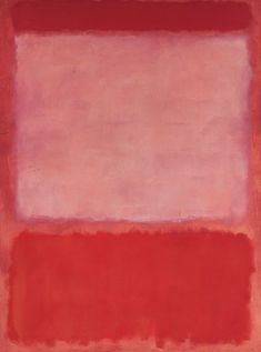 Mark Rothko feeling so pink today Willem De Kooning, Tachisme, Jackson Pollock, Franz Kline, Joan Mitchell, Abstract Painters, Abstract Art, Pink Abstract, Rothko Art