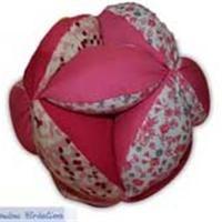 Balle douceur en tissu Fabriquer un jouet - Loisirs créatifs
