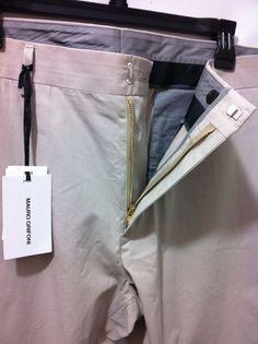 MAURO GRIFONI  Italian luxury Gorgeous Casual Pants Full 52/36W~38W/54 NWT$450  #MauroGrifoni #LuxuryCasualchicandbeautifulPants