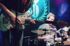 Luca Poldelmengo, Mr Kite - Arci Area di Carugate (MI) 10.12 // Fotografie di Chiara Arrigoni del duo musicale Before Bacon Burns  #area #arci #rock #music #milan #mrkite #voice #guitar #fender