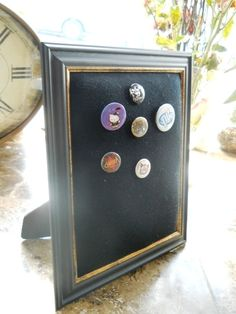Pinback Button Display #howto #tutorial