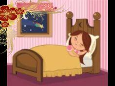 Niña Silvia - Canta: Elisabet del Castillo (canción infantil - lullaby song - vals jazz) - YouTube