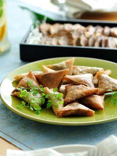 Recipe : モロッコ風ブリワット