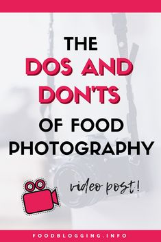 When you're a new blogger, it can be hard to know how to take a great photograph. Here's what to do - and what not to do! #growyourfoodblog #foodphotography #dosanddonts #foodbloggingcollective