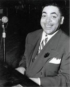 Fats Waller- All that meat and no potatoes?!?!
