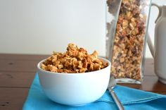 Bowl granola light