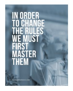 master the rules ... www.repowergreece.com
