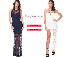"""It's all about that lace  Shop our sexy dresses!  Use code """"LEVIXENBABE"""" for your 10% off entire order!  SHOP HERE ➡️ www.LeVixen.com  #LeVixen #womensfashion #dresses #maxidress #lace #ootd #florals #fashion #style #outfit #tuesday Sexy Dresses, Formal Dresses, Strapless Dress Formal, Florals, Tuesday, Ootd, Lace, Womens Fashion, Outfits"""