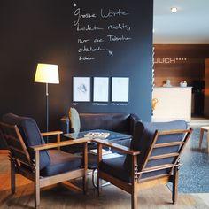 Elegant Wohnzimmer Zürich
