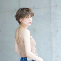 . shooting hair&photo @norimasasawa . お気に入りの写真 また上げちゃう . #shooting #shorthair #fashion #ROKU #instapic