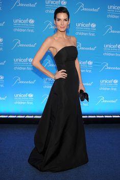 Angie Harmon Photos: UNICEF Snowflake Ball