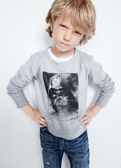 "J.Crew boys' Star Wars™ for crewcuts glow-in-the-dark ""We Can Rule the Galaxy""…"
