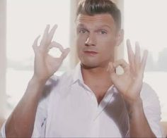 Reasons we wish we were best friends with Nick Carter.