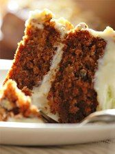 Oh so delish Carrot Cake!