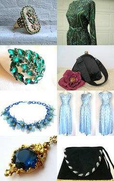 TeamLove Tuesday Vintage Hot Flashes by Nancy on Etsy--Pinned with TreasuryPin.com