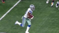 More rushing yards than ANY Dallas Cowboys rookie in history.  Ezekiel Elliott cannot be stopped.