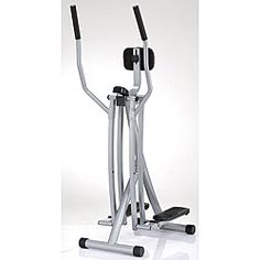 @Overstock - This durable air walk trainer by Sunny Health Fitness will provide all the cardio you need to keep yourself healthy and physically fit. It runs quietly and is perfect for those just starting out or those that have been at it for a while.http://www.overstock.com/Sports-Toys/Sunny-Health-Fitness-Air-Walk-Trainer/3996938/product.html?CID=214117 $93.99