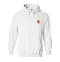 Good Life French Fries Hoodie