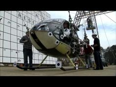 @NASA_Langley Helicopter drop test
