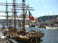 Amerigo Vespuci - Rouen armada 2008