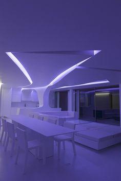 Costa Blanca apartment by A-cero 21