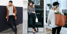 Ever find yourself faced with a nothing to wear moment? Confused by trends and fed up with what's in your wardrobe? Taking sartorial inspiration from across the channel is the perfect quick fix.