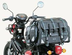 日本一周フルスペック! クロスカブ110×TANAX 快適BAG大捜査|あなたのBESTはどのバッグ!?|Motor-Fan Bikes[モータファンバイクス] Rear Bike Rack, Outdoor Products, Honda, Motorcycle, Motorbikes, Bicycle Rear Rack, Motorcycles, Choppers