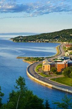 Roadtrip au Québec!  La Malbaie, Charlevoix.