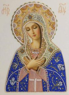 Most Blessed Mother, pray for us.