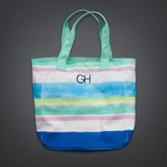 Beach Tote Bag | GillyHicks.com
