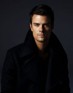 Josh Duhamel...not repinning would be a SIN