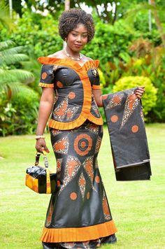 100 Most Incredible and Stylish Ankara Styles - DeZango Fashion Zone African Fashion Ankara, Ghanaian Fashion, African Inspired Fashion, Latest African Fashion Dresses, African Dresses For Women, African Print Dresses, African Print Fashion, Africa Fashion, African Attire