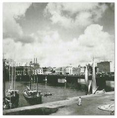 Ponte Mauricio de Nassau, primeira metade do Seculo XX