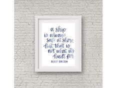 Avett Brothers Lyrics / Decide What to Be / And Go Be It / Hand Lettering / Calligraphy Print / Wall Print / Watercolor Quote / Calligraphy Print, Calligraphy Quotes, Modern Calligraphy, Watercolor Quote, Green Watercolor, Watercolor Lettering, Avett Brothers Lyrics, Wonderful Life Quotes, Nelson Mandela Quotes