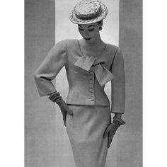 1954 - Balenciaga suit