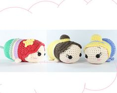 Tsum Tsum Amigurumi Pattern Free : Crochet your own perry from disney s tsum tsum with this free